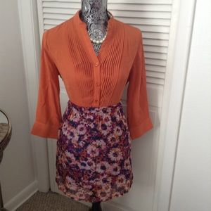 MOSSIMO FLAIR SKIRT M NWOT